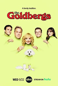 The Goldbergs movie cover