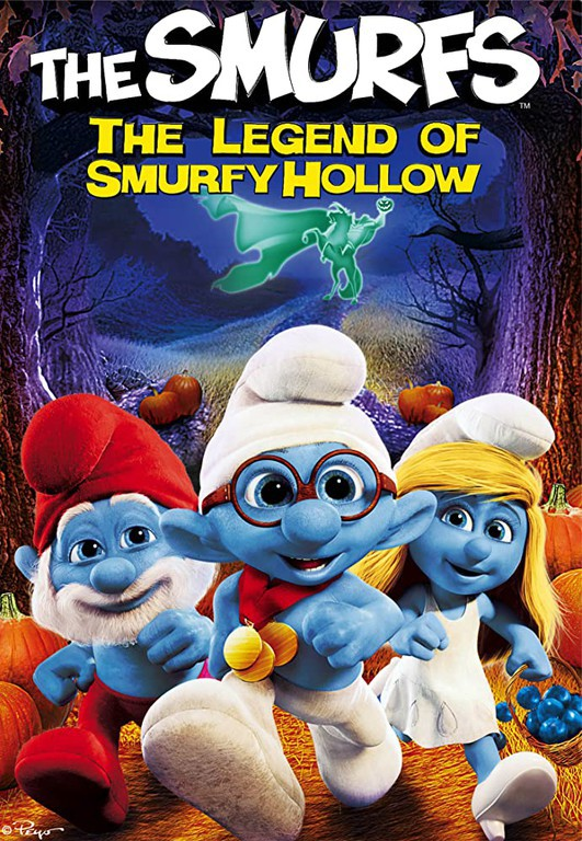 Download The Smurfs: The Legend of Smurfy Hollow movie for iPod ...