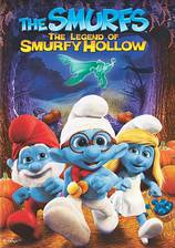 the_smurfs_the_legend_of_smurfy_hollow movie cover