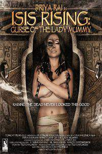 Isis Rising: Curse of the Lady Mummy main cover