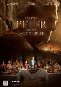 Apostle Peter and the Last Supper main cover