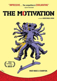 The Motivation main cover