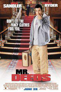 Mr. Deeds main cover