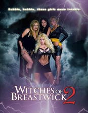 The Witches of Breastwick 2 movie cover