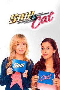Sam & Cat movie cover