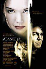 abandon movie cover