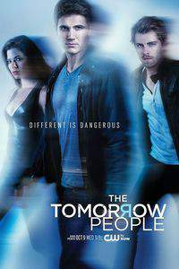 The Tomorrow People movie cover