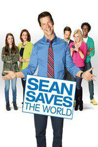 Sean Saves the World movie cover