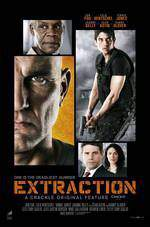 extraction movie cover