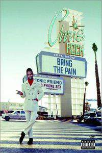 Chris Rock: Bring the Pain main cover