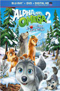 Alpha and Omega 2: A Howl-iday Adventure main cover