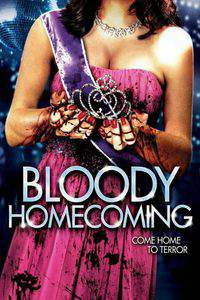 Bloody Homecoming main cover