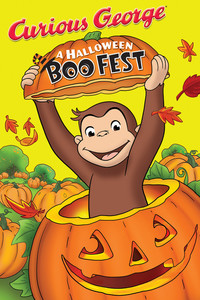Curious George: A Halloween Boo Fest main cover