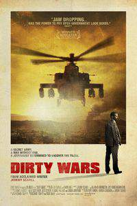 Dirty Wars main cover