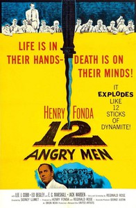 12 Angry Men main cover