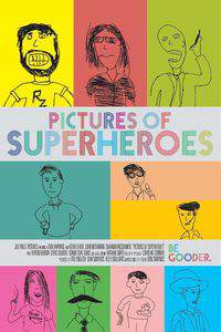 Pictures of Superheroes main cover