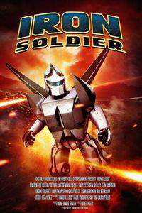 Iron Soldier main cover
