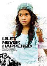 lilet_never_happened movie cover