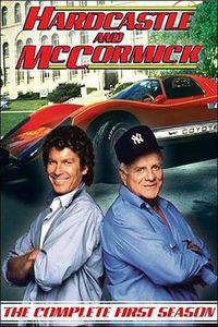 Hardcastle and McCormick movie cover