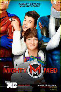 Mighty Med movie cover