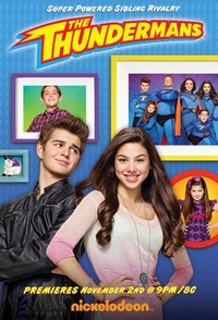 The Thundermans movie cover