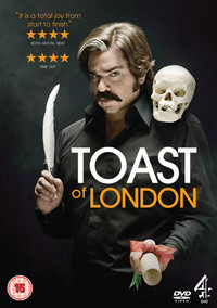 Toast of London movie cover