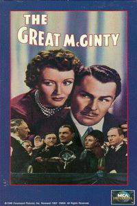 The Great McGinty main cover