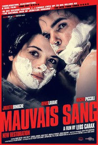 Mauvais Sang (Bad Blood: The Night Is Young) main cover
