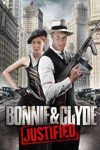 Bonnie & Clyde: Justified main cover