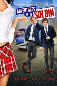 Adventures in the Sin Bin main cover