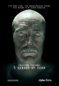 Chilling Visions: 5 Senses of Fear main cover
