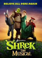 shrek_the_musical movie cover