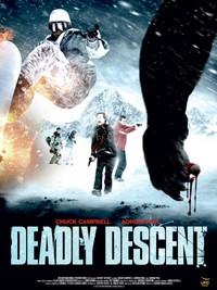 Deadly Descent (Yeti: The Legend of the Abominable Snowman) main cover