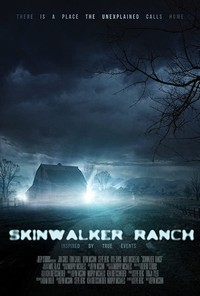 Skinwalker Ranch main cover