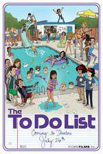 the_to_do_list movie cover