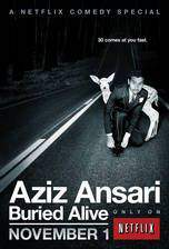 aziz_ansari_buried_alive movie cover