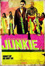 junkie_ movie cover