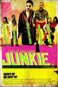 Junkie main cover