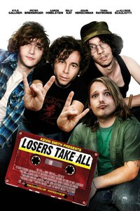 Losers Take All main cover