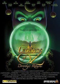 Legends of Oz: Dorothy's Return main cover