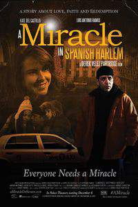 A Miracle in Spanish Harlem main cover