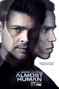 Almost Human movie cover