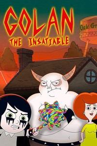 Golan the Insatiable movie cover