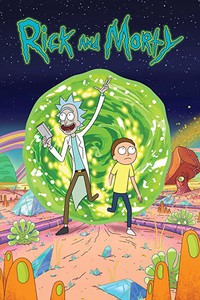 Rick and Morty movie cover