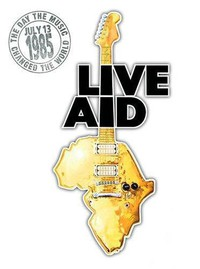 Live Aid main cover