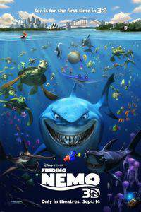 Finding Nemo main cover