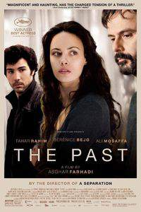 The Past main cover