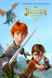 Justin and the Knights of Valour main cover