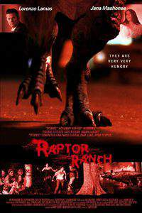 Raptor Ranch main cover