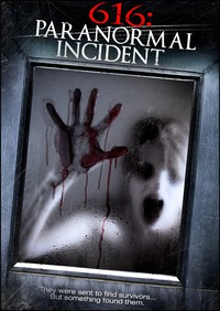 616: Paranormal Incident main cover
